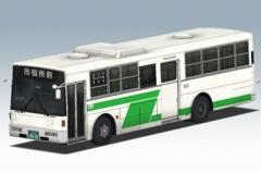 富士重工路線バス(2台セット)
