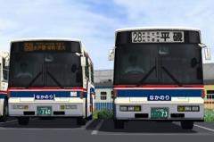 茨城交通 富士重工7E